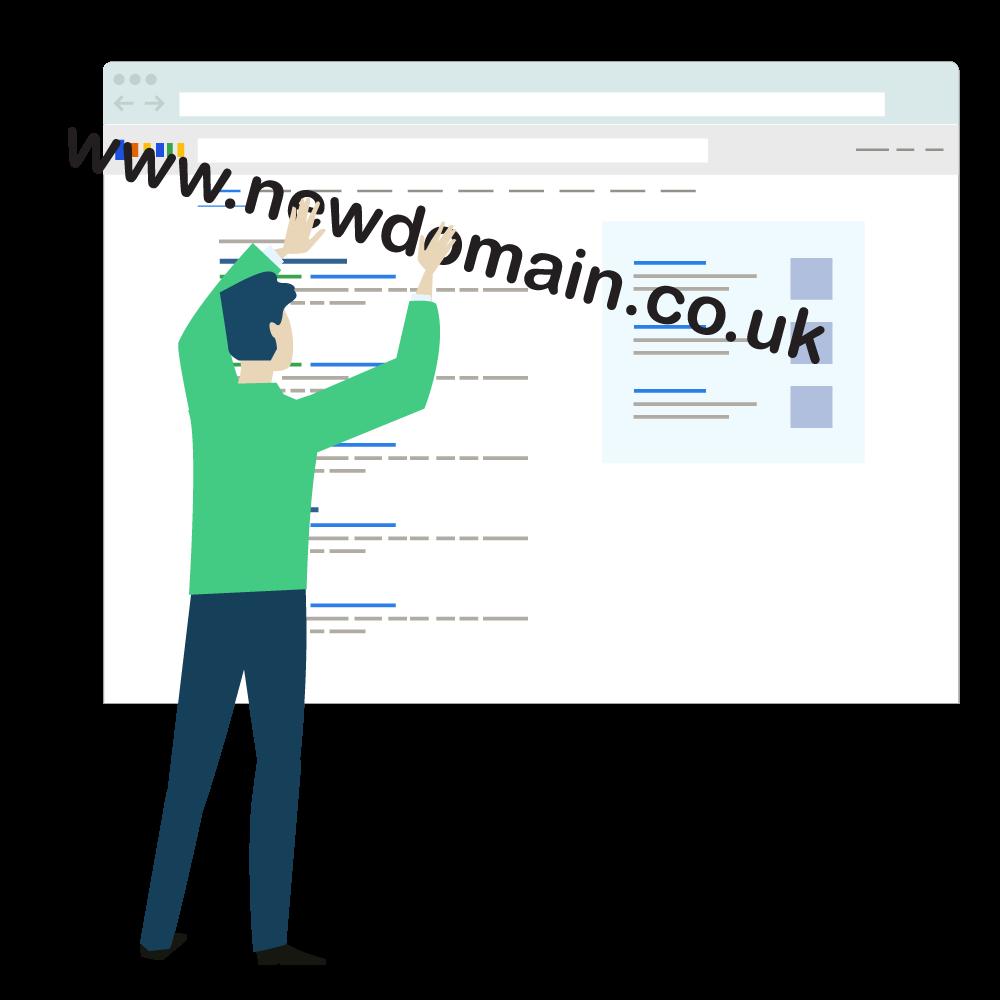 Register a Domain Name Peteroborough