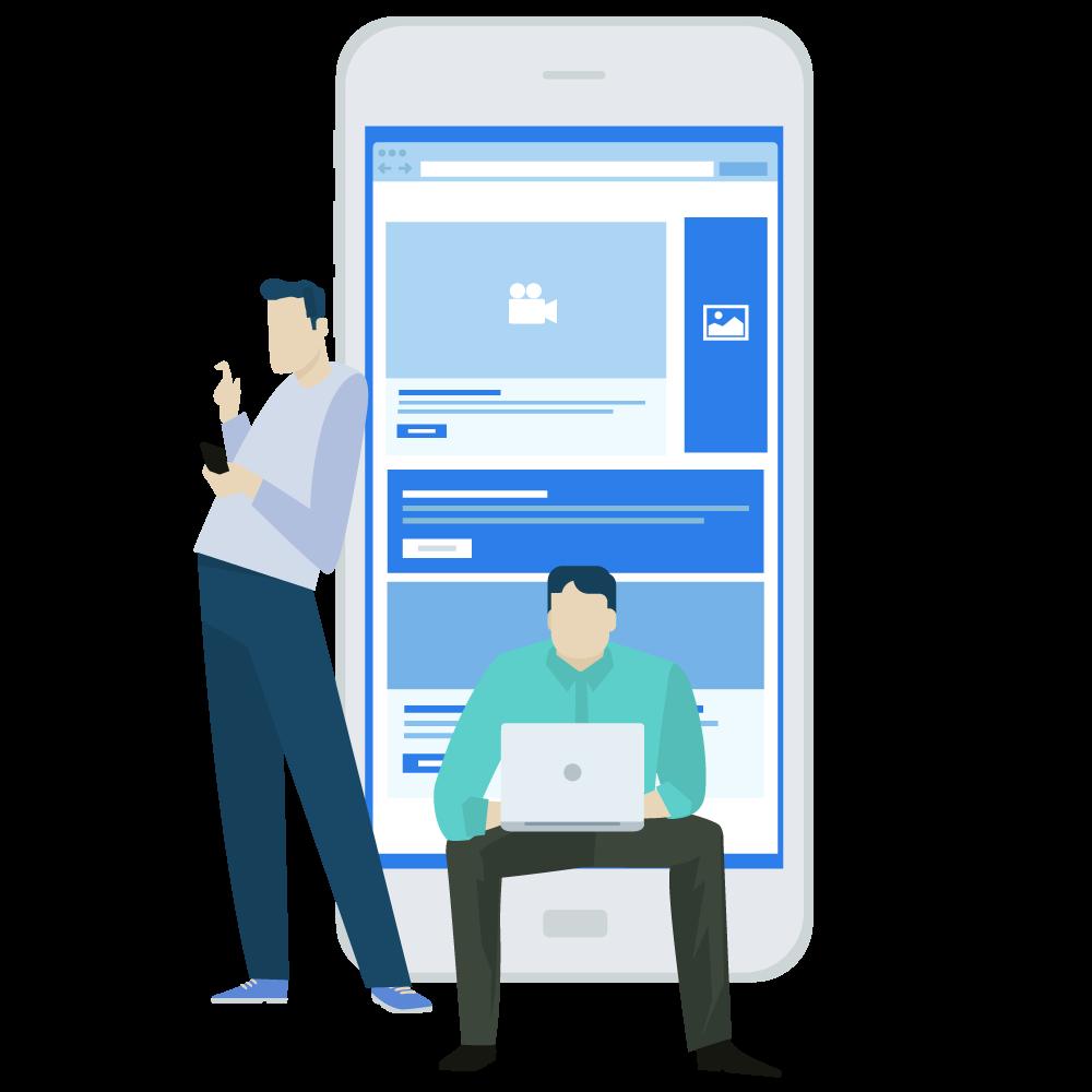 Landing Page Design & Development